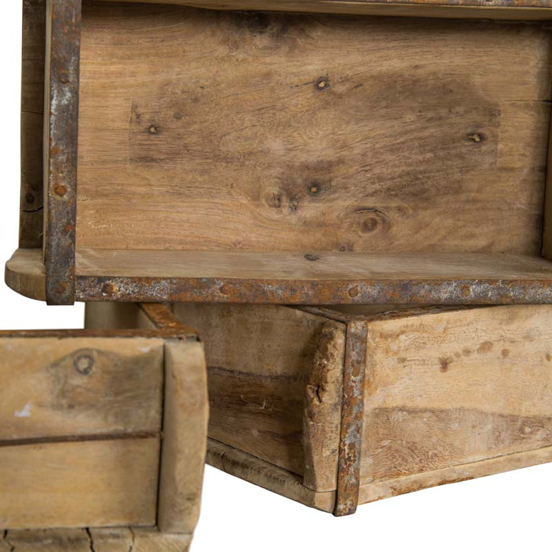 Davis Wooden Boxes (Set of 3)