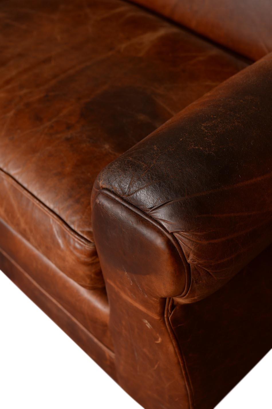 Masterson Leather Couch