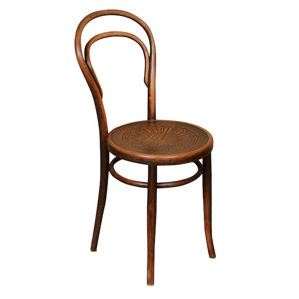 Shelling Bentwood Chair