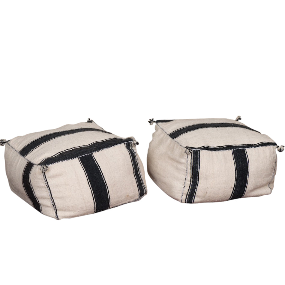 Terrain Striped Cushion
