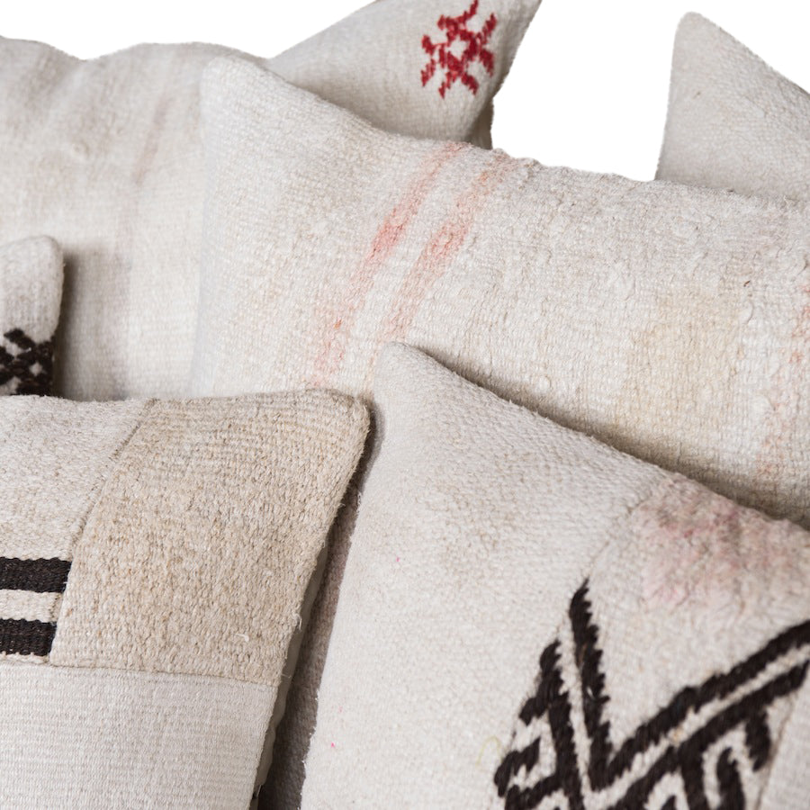 Linka Kilim Pillows (Set of 3)