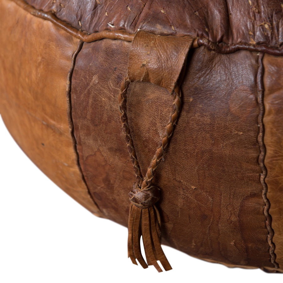 Bravos Leather Cushion