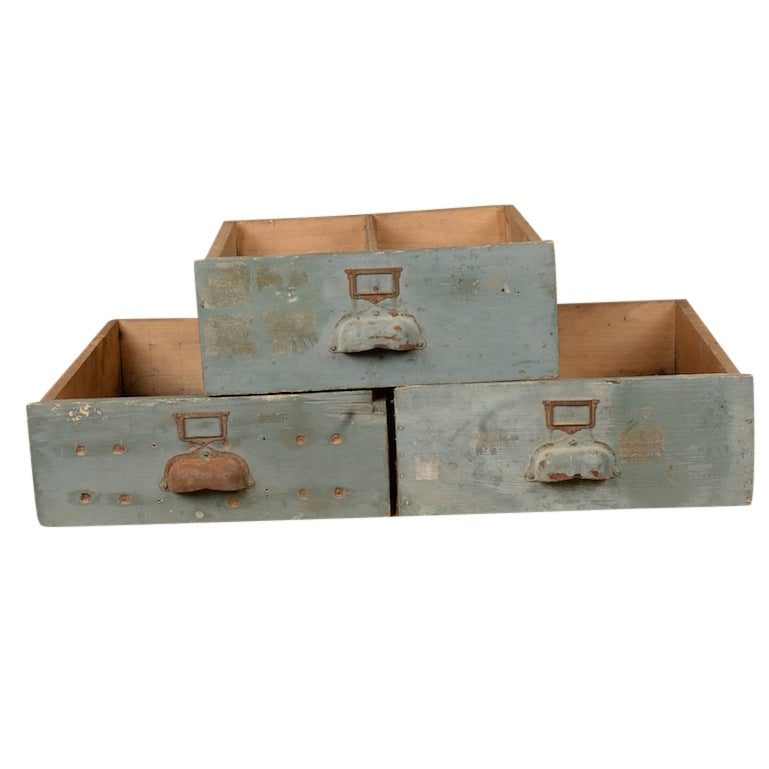 Verlaine Drawers (Set of 3)