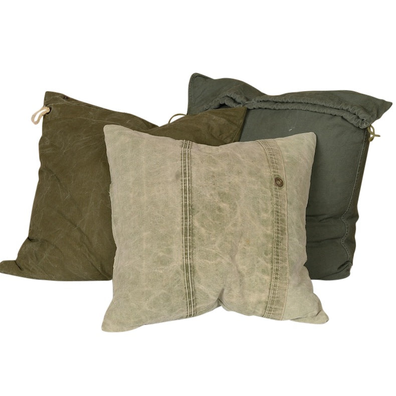 Infantry Army Pillows (Set of 3)