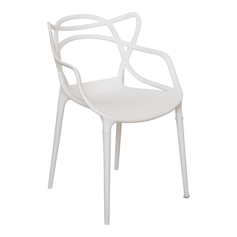 Arlo White Chair