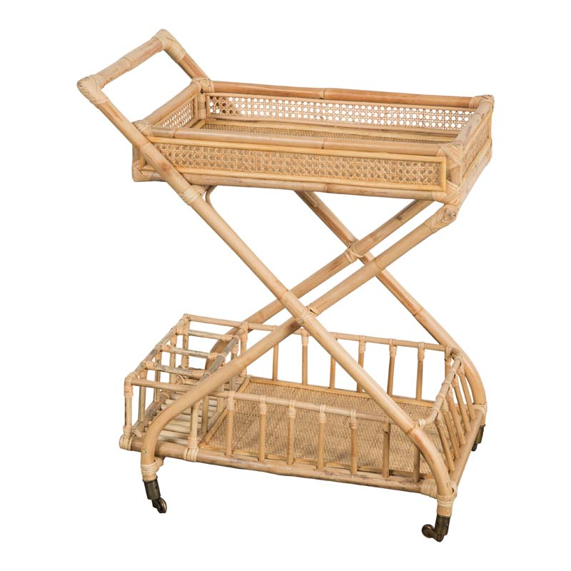 Atticus Serving Cart