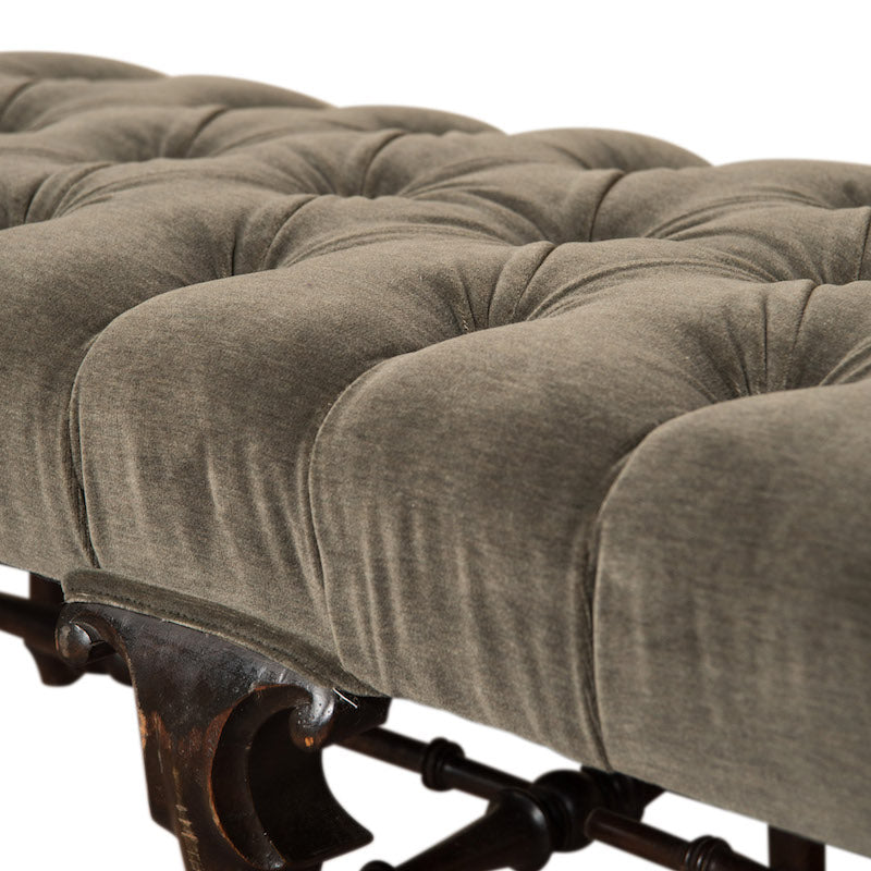 Beaufort Upholstered Bench