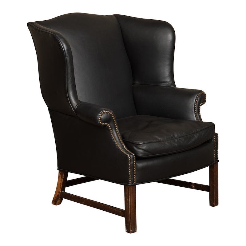 Bedell Leather Chair