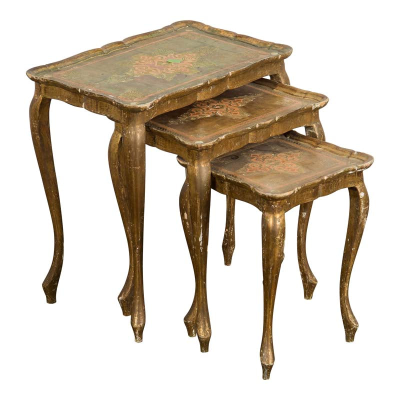 Berlyn Nesting Tables (Set of 3)