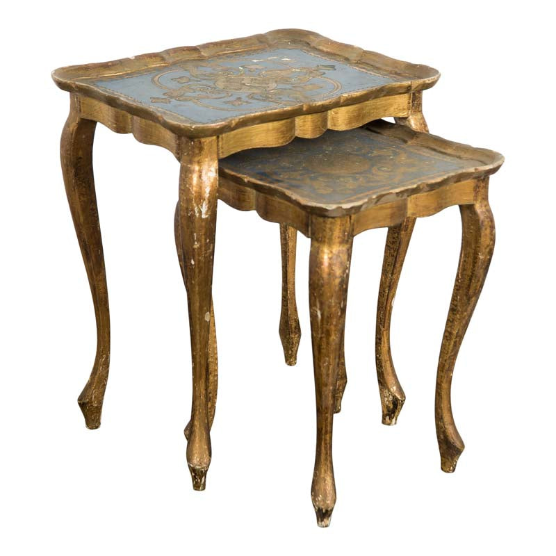Bernadine Nesting Tables (Pair)