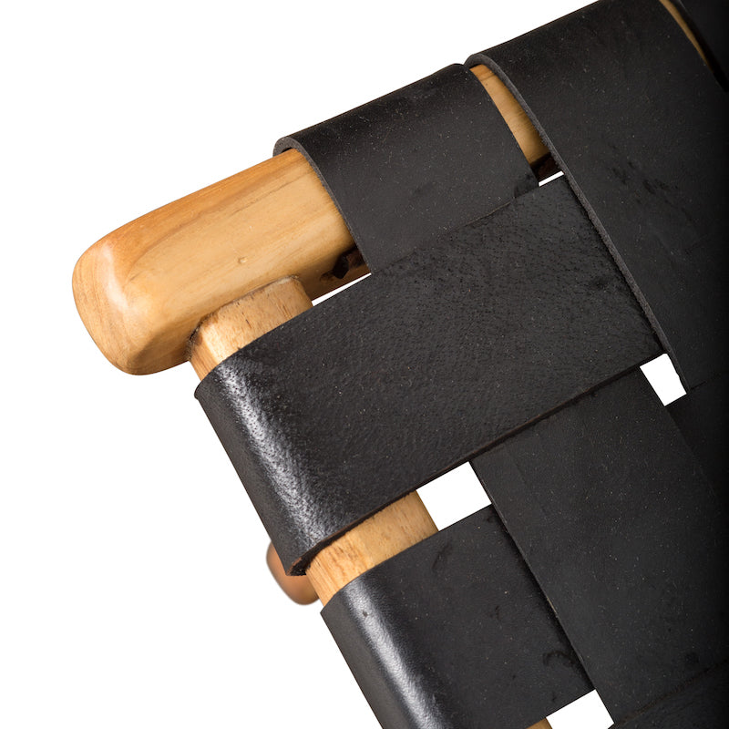Bernardi Black Chair