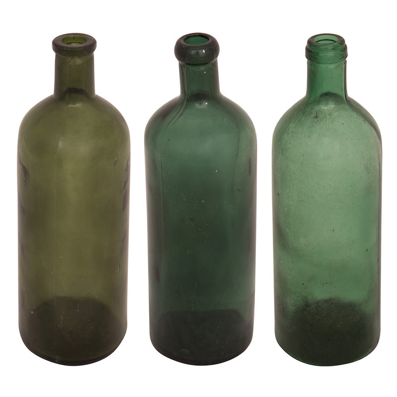 Beckman Bottles (Set of 3)