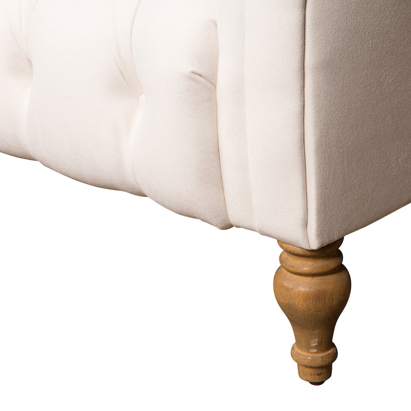 Delilah Cream Couch