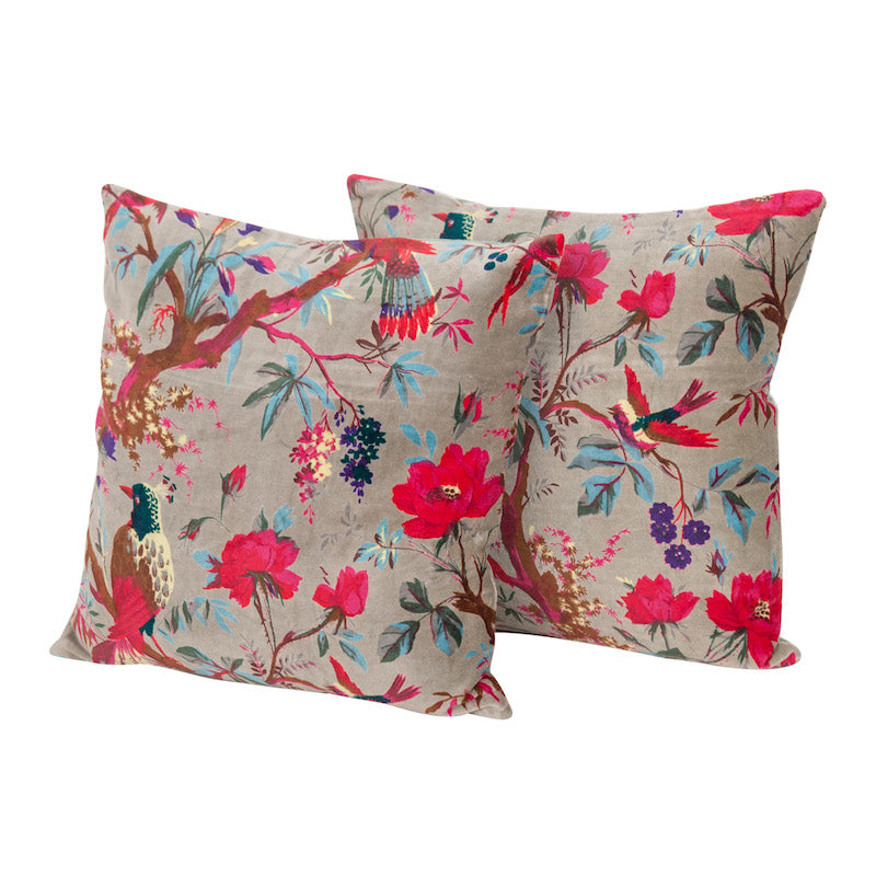 Dina Celedon Pillows (Pair)