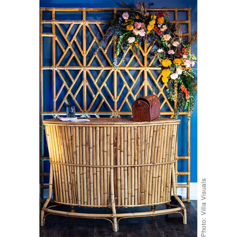 Belgrove Rattan Screen