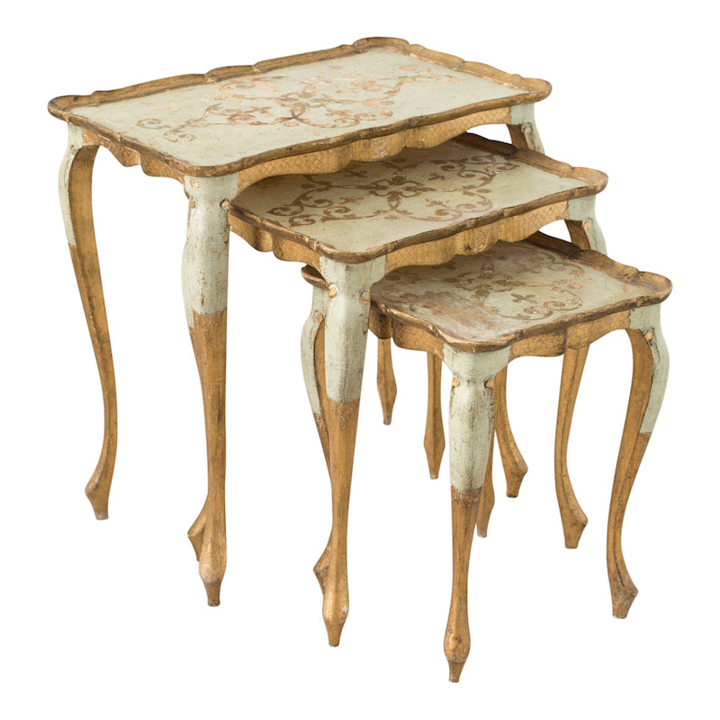 Flores Nesting Tables (set of 3)