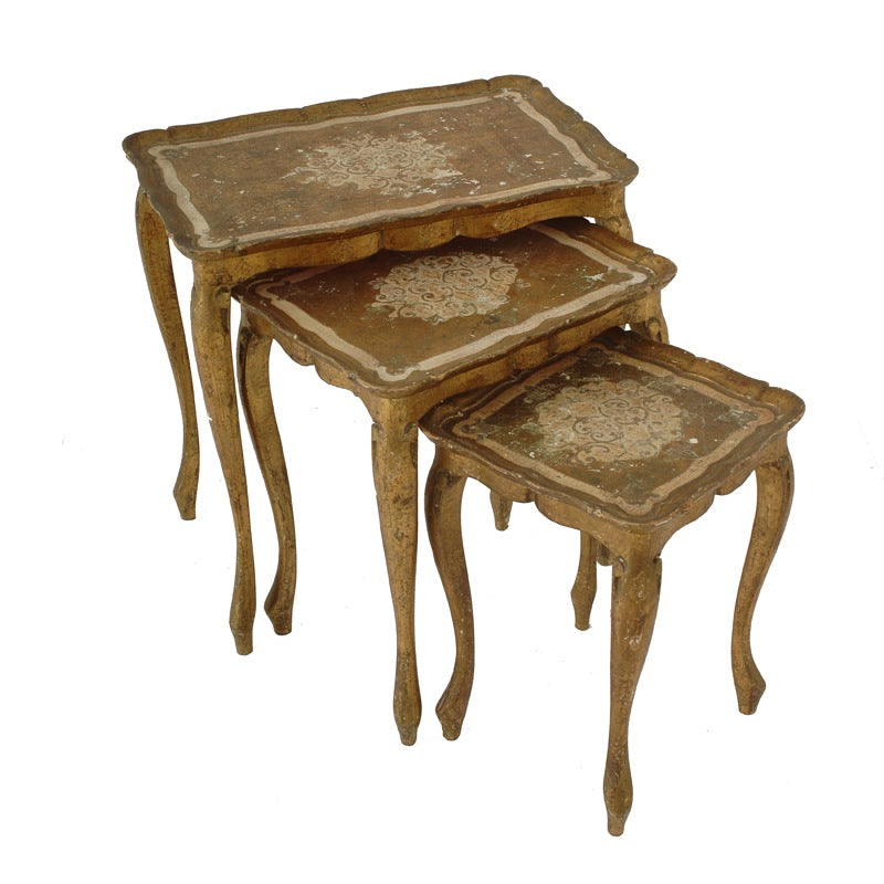 Williamson Nesting Tables (set of 3)