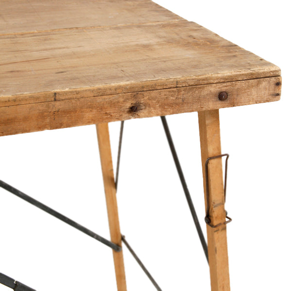 Rosemead Blonde Wallpaper Table