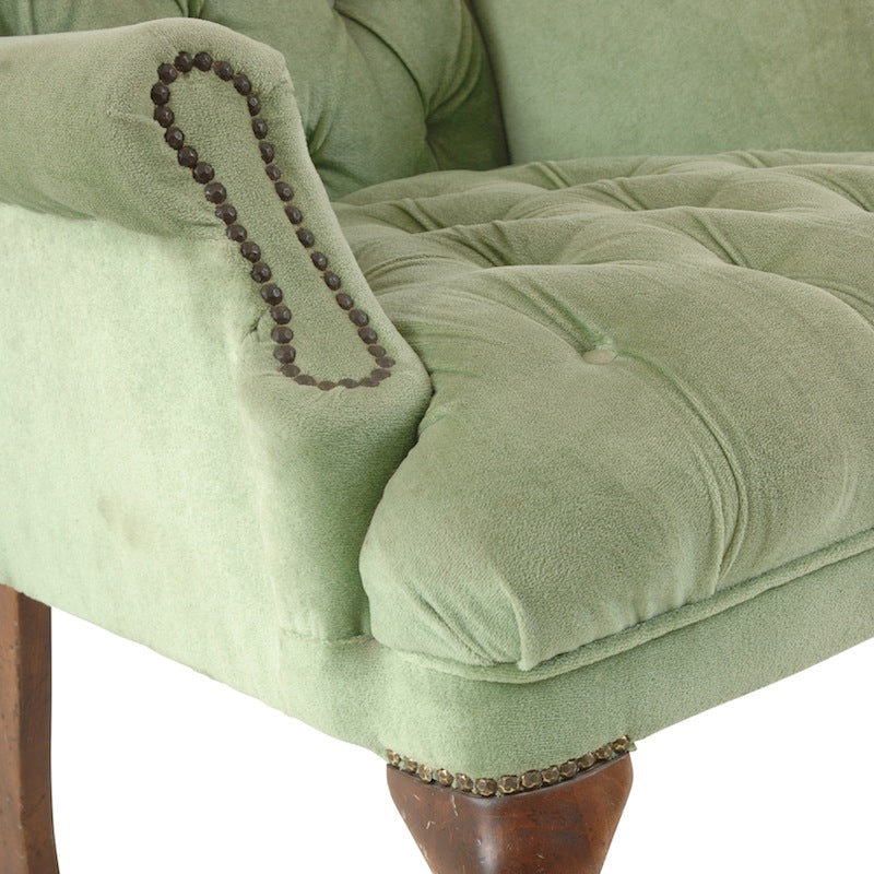 Kirby Green Chair