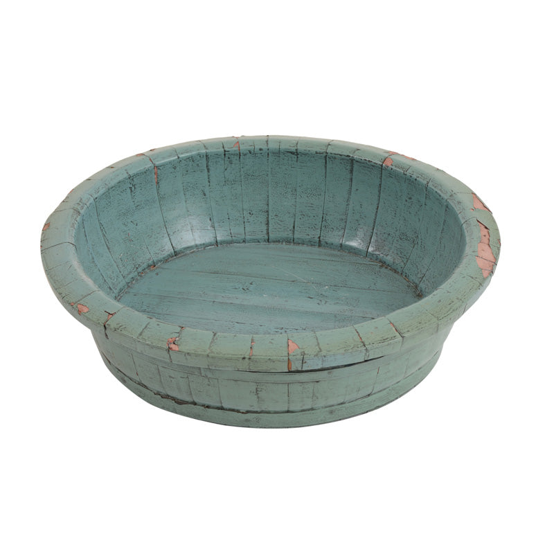 Belita Teal Bowl