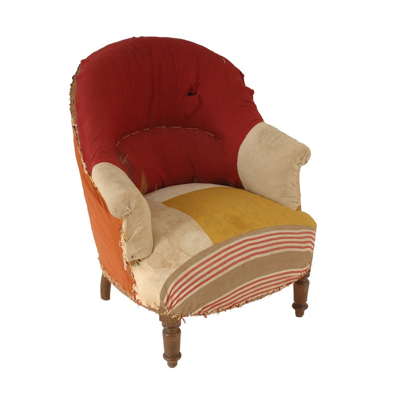 Jeni Red Chair