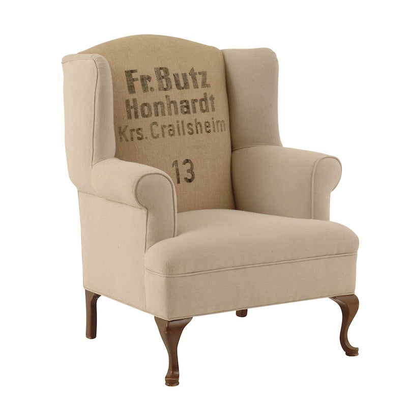 Figueroa Wingback Chair