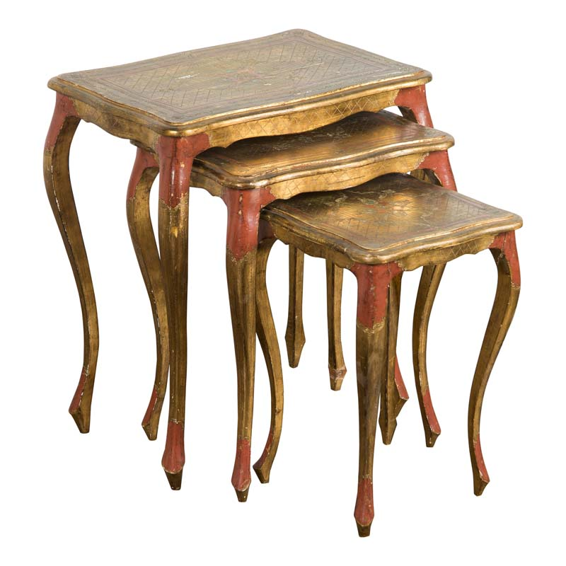 Freda Nesting Tables (Set of 3)