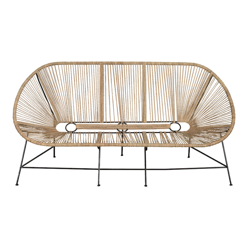Garcelle Natural Bench
