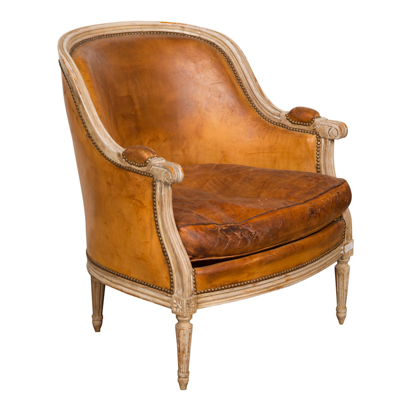Garth Leather Chair