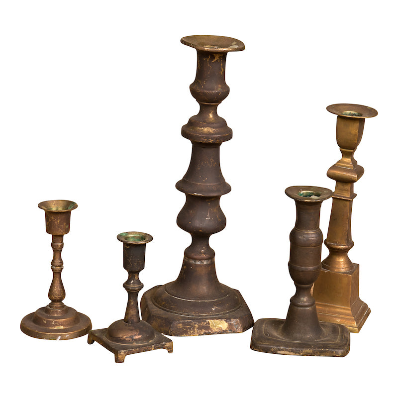 Georgina Candlesticks (Set of 5)