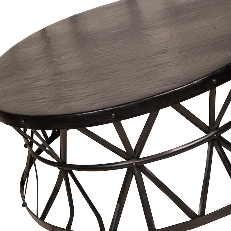 Harrington Black Coffee Table