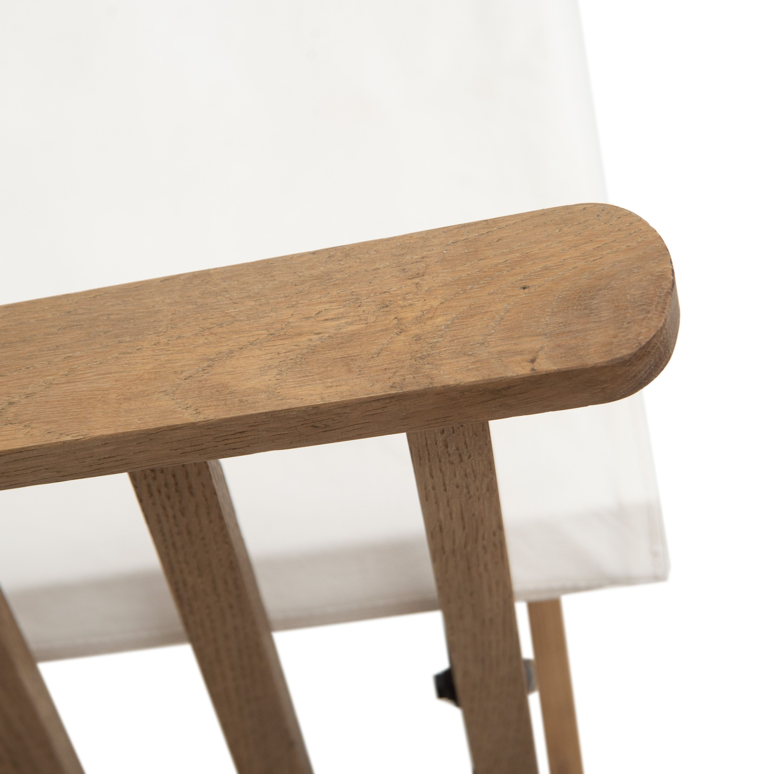 Beo White Dining Chair