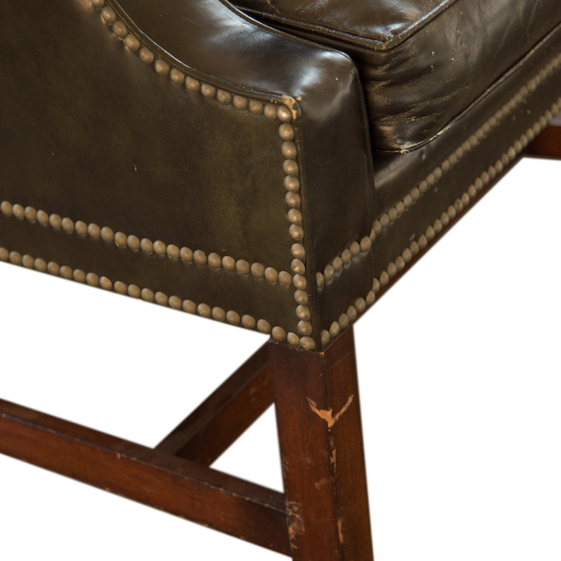 Jabel Leather Chair