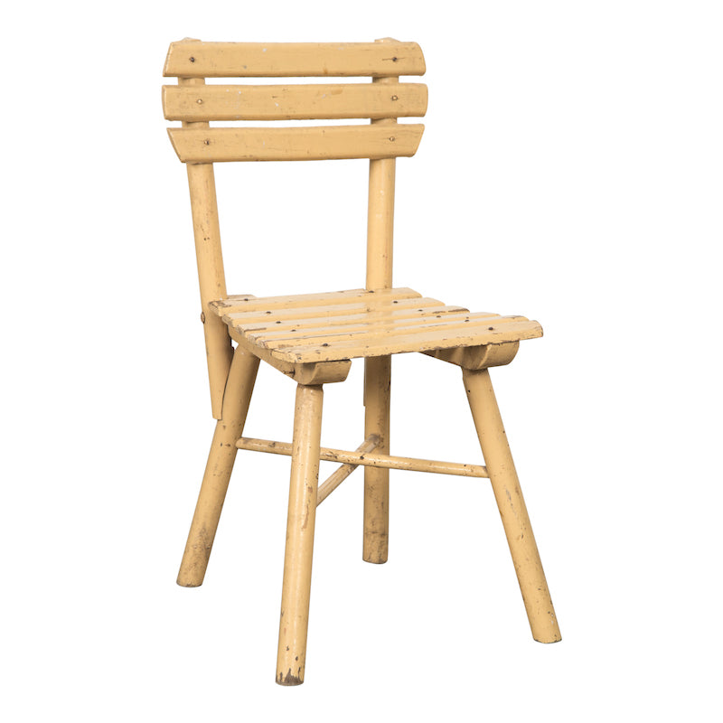 Johnny Yellow Child Chair