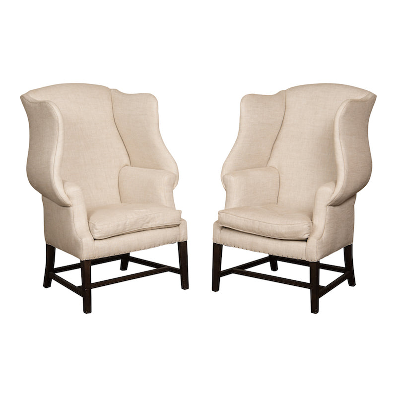 Judah Wingback Chair