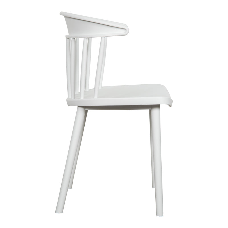 Liv White Chair