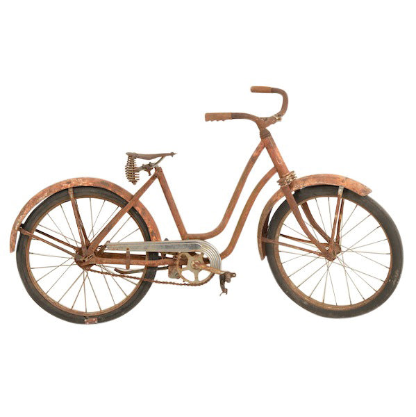 Mable Red Bicycle