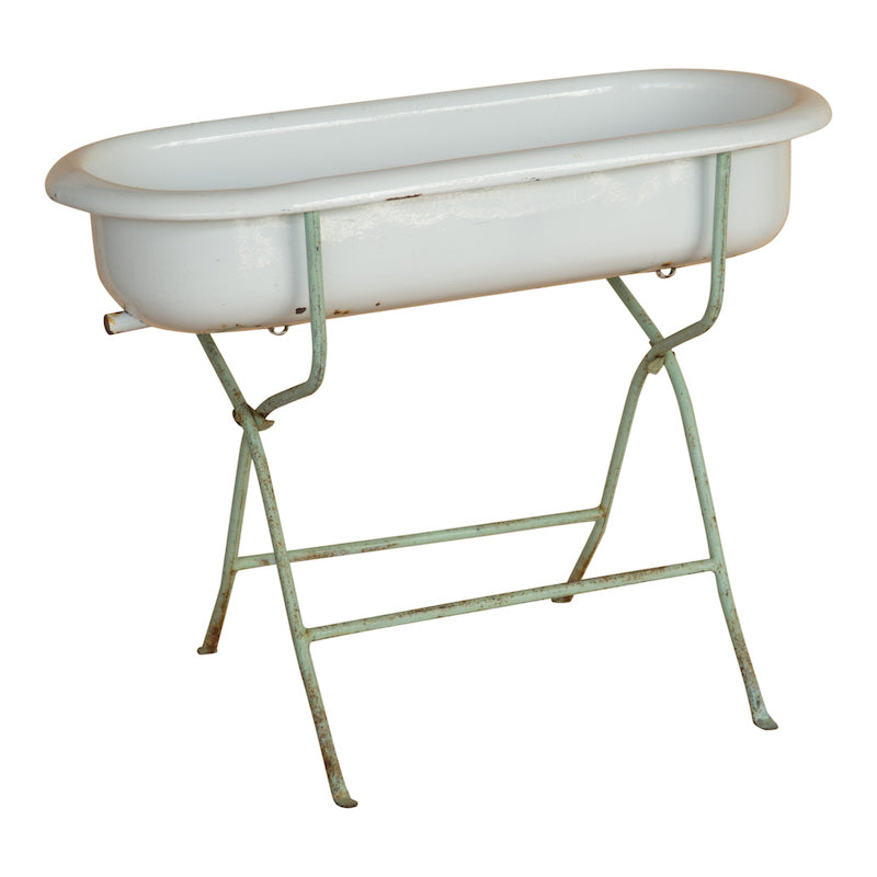 Patch Standing Tub