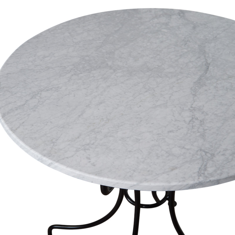 Paxton Marble Bistro Table
