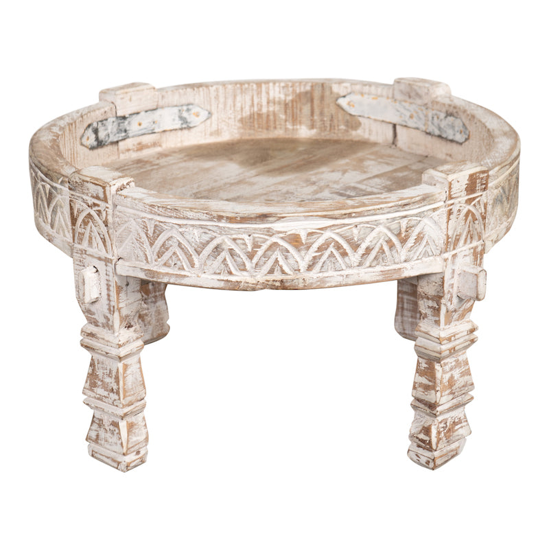 Rayan Petite White Coffee Table