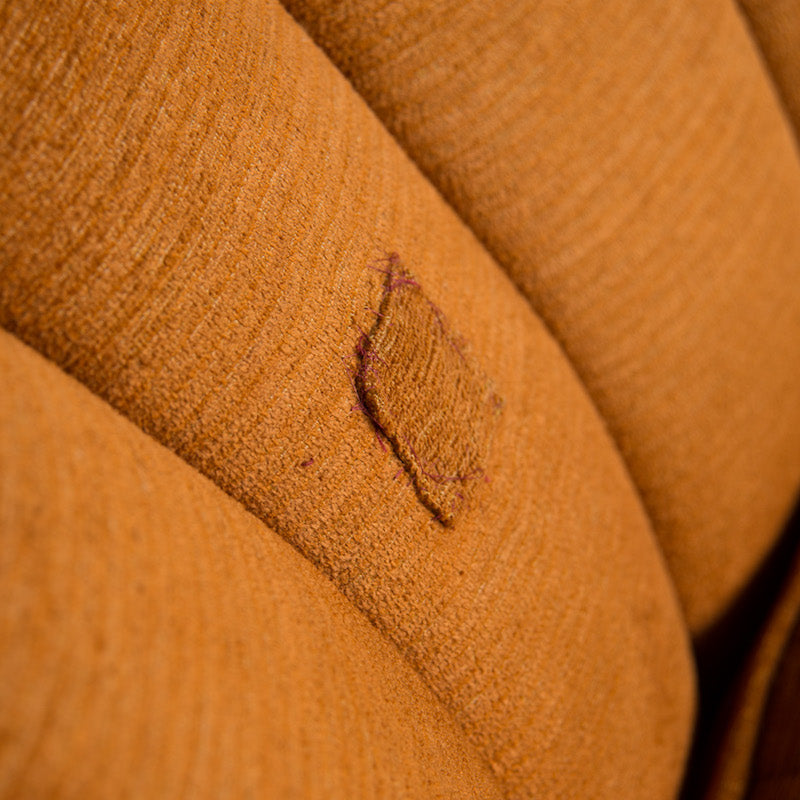 Sean Burnt Orange Settee