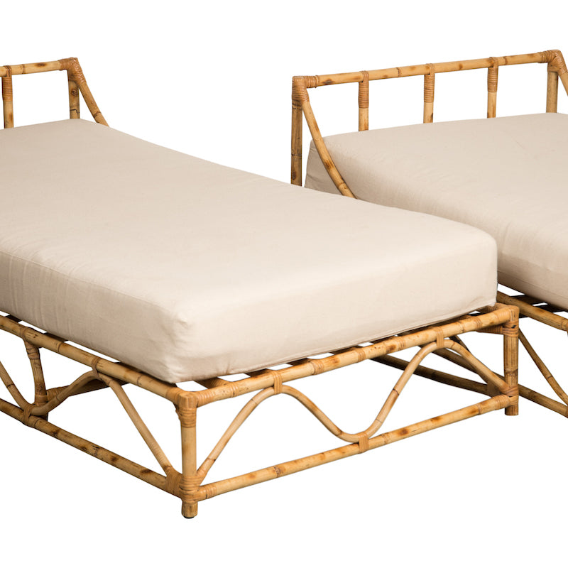 Sparrow Rattan Daybed