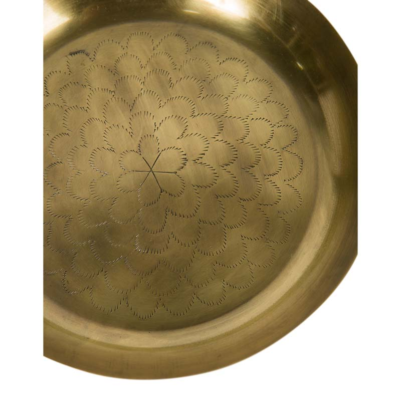 Stacey Brass Tray