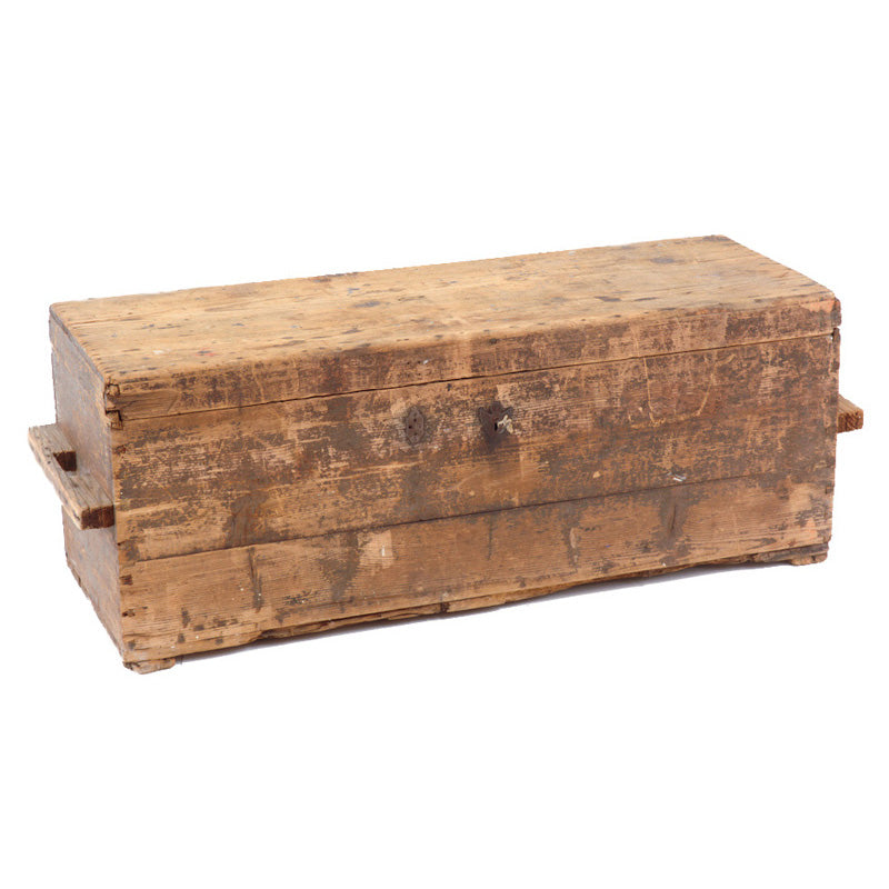 Sutton Wooden Trunk