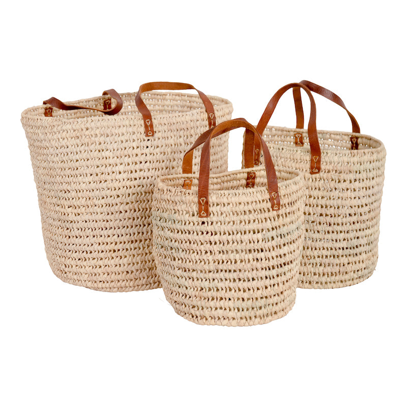 Taika Baskets (Set of 3)