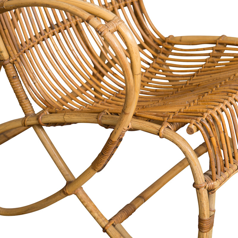 Weaver Rattan Chair