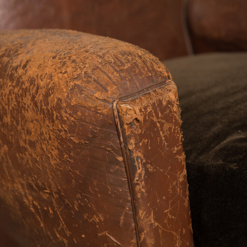 Zorn Leather Chair