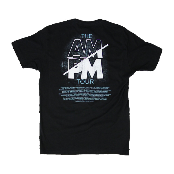 AM/PM TOUR TEE