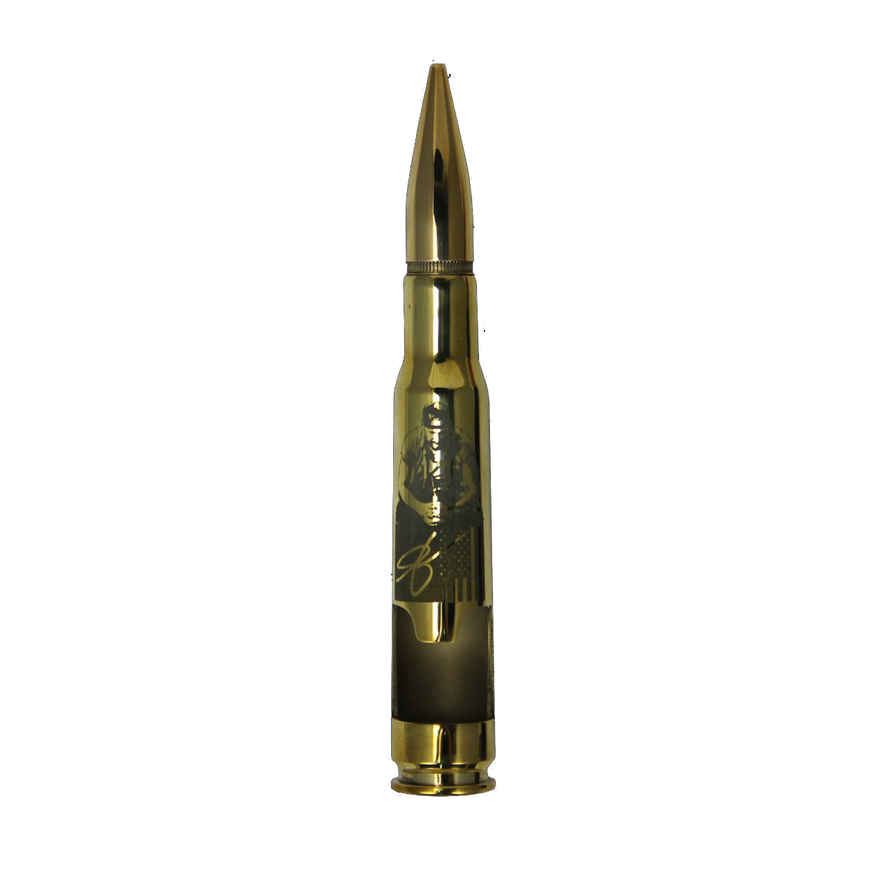 Chase Rice Bottle Breacher - Brass