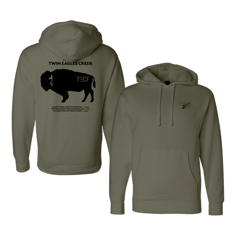 Twin Eagles Creek Farm Hoodie
